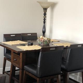 Best dining room set ever!
