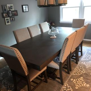 Halloway 7 piece dining set