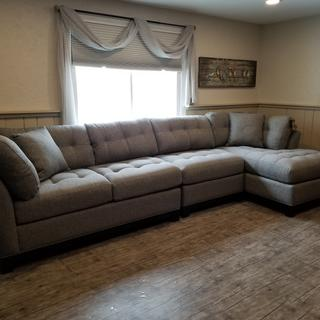 Love this sectional. Perfect for my livingroom