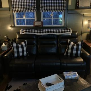 Love it! Super comfy but firm