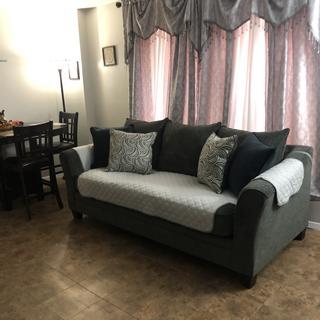 I love my new sofa