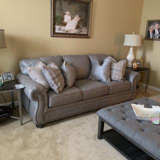 Bought two sofas and absolutely love them!  Sofa #1