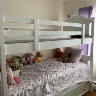 Enamorada de esta cama