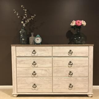 Love my new dresser. A piece that stands out.