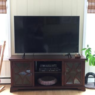 Perfect for our new tv!