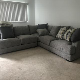 Love my new couch and so does all my friends and family! Thank you!