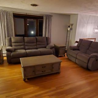Love this sofa.... very comfortable,  looks fantastic!!!!