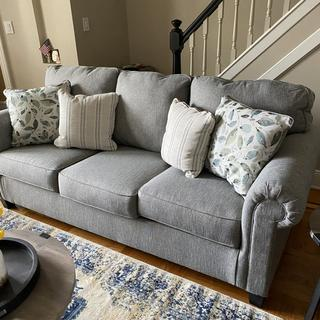 We love our new sofa