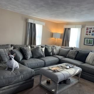The Taj Ma Couch