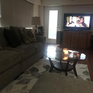 My entire living room set minus the carpet I purchased from Raymour Flanigan thank you all!