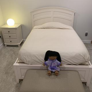 Lovin my new bed!
