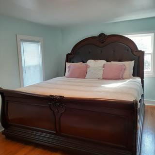 All I can say resumed, is that I'm in love with my bed...