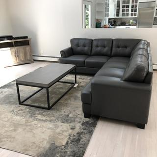 Benson 3 piece sectional.