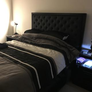 Love it ?? Fit perfectly with my sleep number adjustable bed!