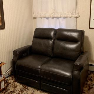 We love this Loveseat and it is very comfortable, and great service at RaymourEmail & Flanigan !