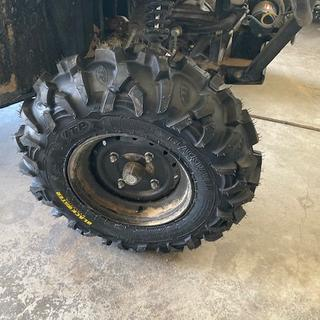 Nikkayla S. photo of ITP Blackwater Evolution Front Tires