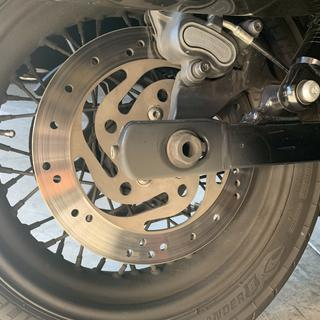 Dionny G. photo of Arlen Ness 11.5in. Jagged Front/Rear Rotor