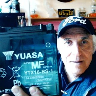 Kevin L. photo of Yuasa Maintenance Free Battery