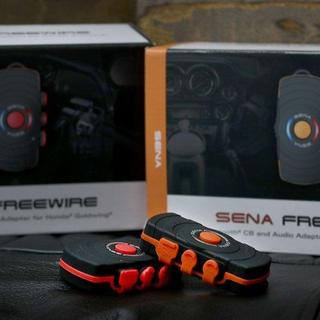 2Wheel.com photo of Sena FreeWire System for Harley Davidson