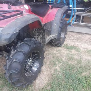 Robert H. photo of ITP Mud Lite XL Front/Rear Tires