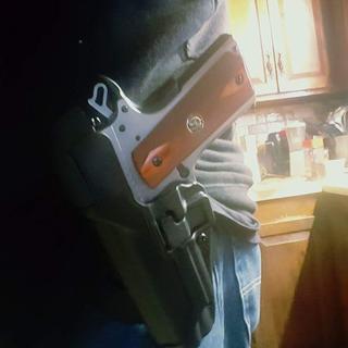 BLACKHAWK! Level III SERPA Auto Locking Holster