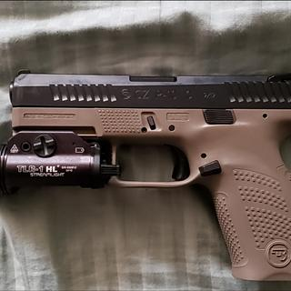Streamlight TLR 1 HL Tactical Gun Mount Weapon Light