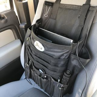 Galls Deluxe Soft Sided Seat Organizer