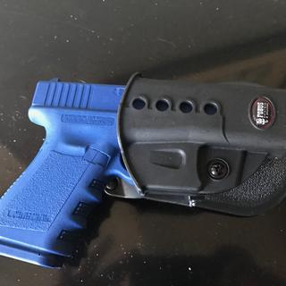 Blue Training Guns FSG19W Weighted Blue Fits Glock 19//23//32 Handgun