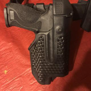 BLACKHAWK! Epoch Level 3 Light Bearing Duty Holster
