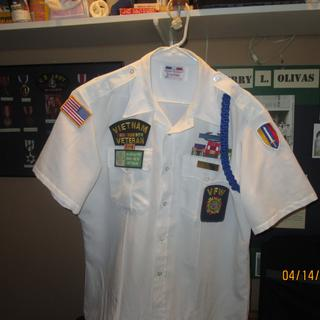 LawPro 100% Polyester Short Sleeve Shirt
