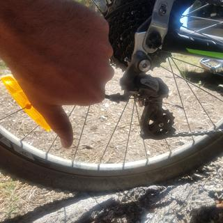 Derailer could use upgrading