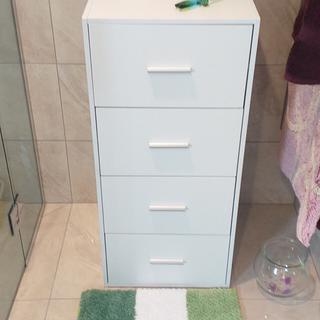 Ideal for bathroom when shortage of storage. ❤