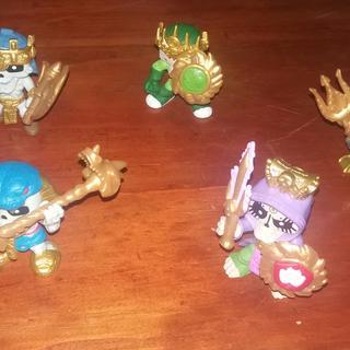 lucky 5 treasure x collectables
