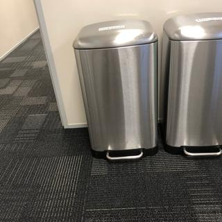 Front of Bin - showing height