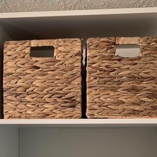 20 cm x 20 cm baskets
