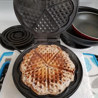 Makes perfect keto waffles