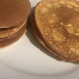 Coconut Flour pancake bonanza!