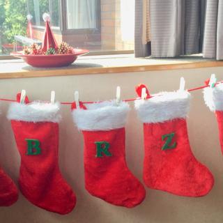 5 Granddaughters Santa boots awaiting