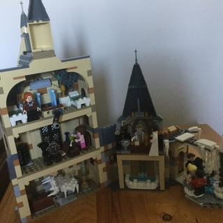 Harry Potter Hogwarts Clock Tower 75948