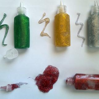 KIDS' ART & CRAFT GLITTER PAINT