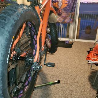 Sweet tire