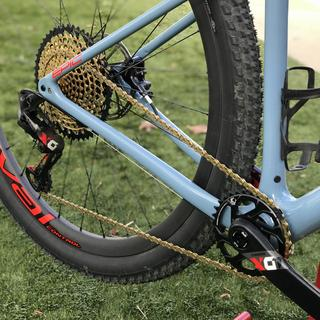 Great crankset. Helps me shred the Gnar!