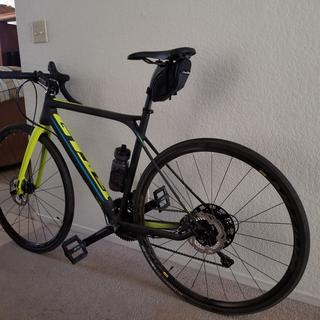 Looks good on my GT bike