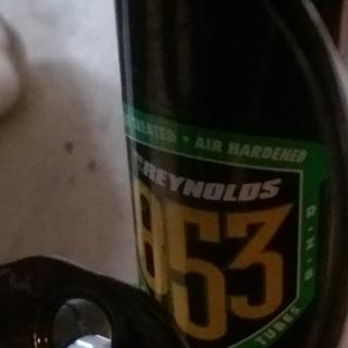 Reynolds 853 steel