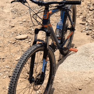 Onza Ibex K Mountain Bike Tire 29 x 2.25 Tan//Skinwall
