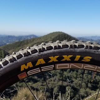 love my new rear tire!