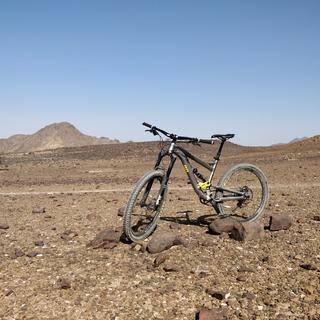 Wadi Racer Trail, Ras Al Khaima, UAE