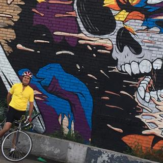 Sunday ride(s), in search of Pgh Murals