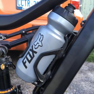 2015 Trance - size S - DBAir II Rear Shock -bottle interferes with shock lever in small frame