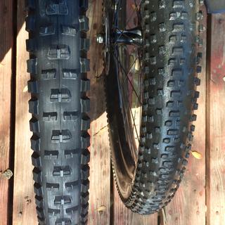 Great tires with loads of grip!